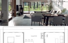 Small Open Concept Floor Plans Fresh Architecture Small House Plan