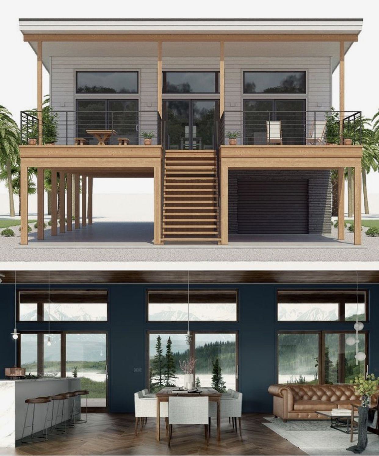 Small Stilt House Plans Awesome What A Wonderful Space