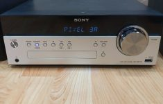 Sony Under Cabinet Radio Bluetooth Lovely Sony Cmt Sbt100 Home Audio System Black