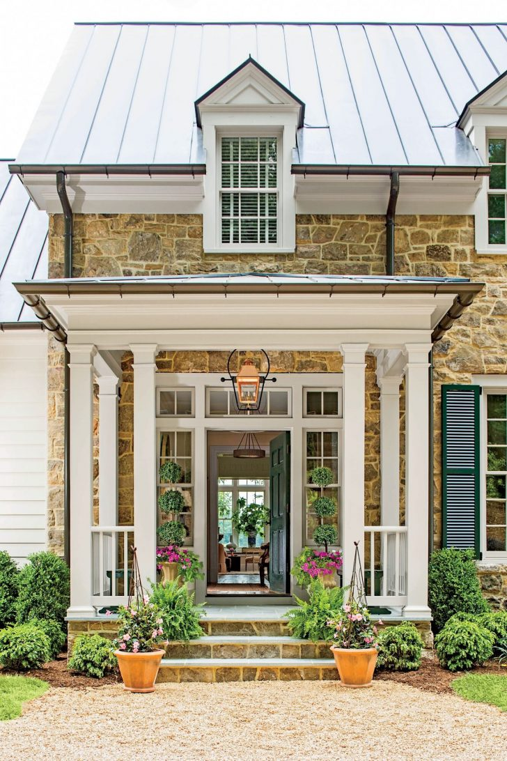 Southern Living One Story House Plans 2020