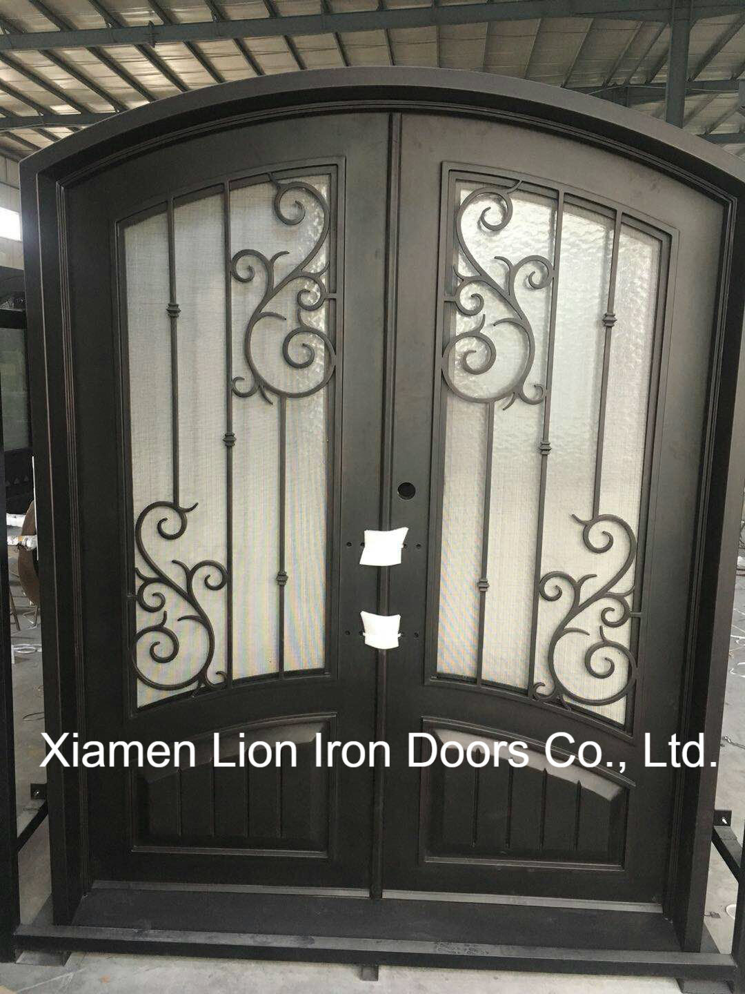 Steel Entrance Gate Design Lovely China Customize Entry Exterior Iron Security Entrance Door