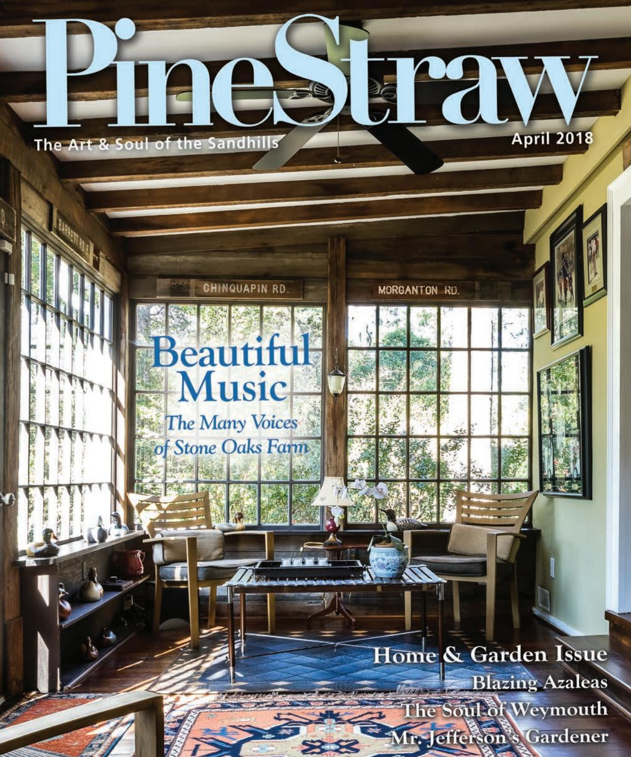 appalachian hardwood flooring hickory nc of april pinestraw 2018 by pinestraw magazine issuu intended for page 1