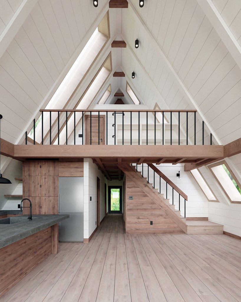 Timber Frame House Plans for Sale Best Of Ayfraym is An Affordable A Frame Cabin In A Box Concept