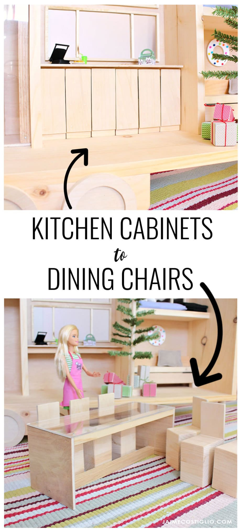 tiny house convertible furniture cabinets to chairs