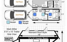 Tiny Mobile House Plans Best Of Floor Plans For Tiny Homes Wheels