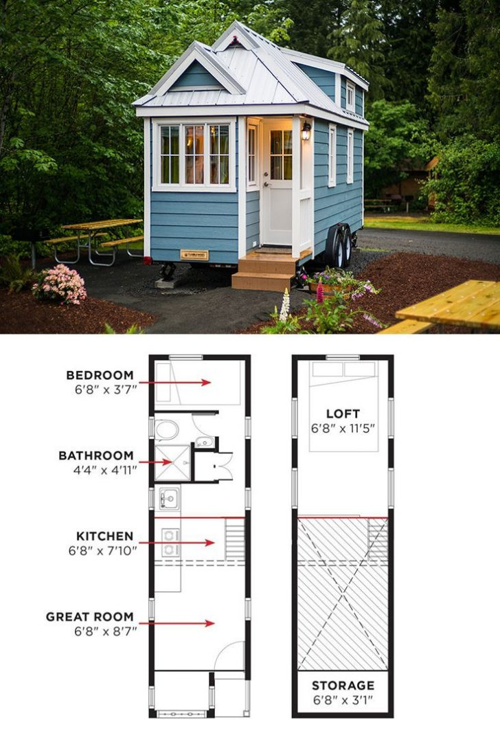Tiny Mobile House Plans 2021