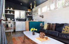 Tiny Texas Houses Plans Beautiful Take A Peek Inside Austin S Most Colorful 400 Square Foot