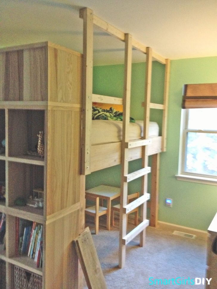 Tree House Bunk Bed Plans 2021