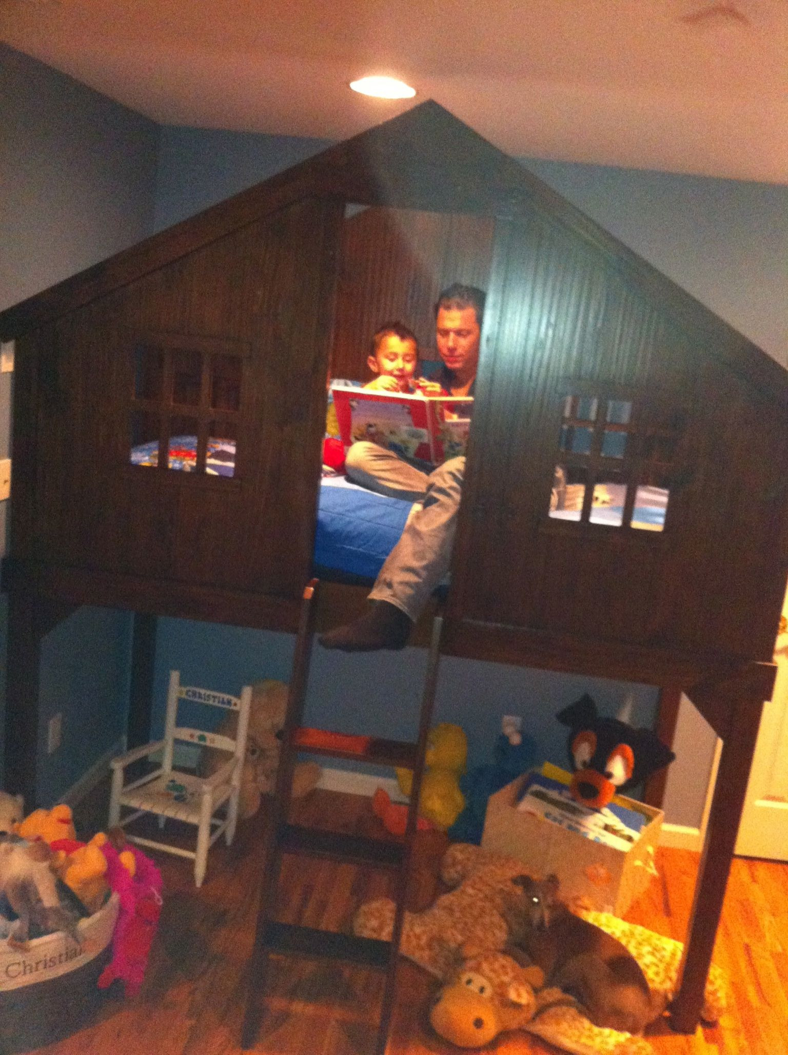 Tree House Bunk Bed Plans Luxury Pottery Barn Tree House Bunk Bed