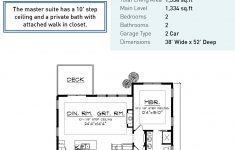 Two Bedroom House Plans With Garage Awesome Southern Style House Plan With 2 Bed 2 Bath 2 Car
