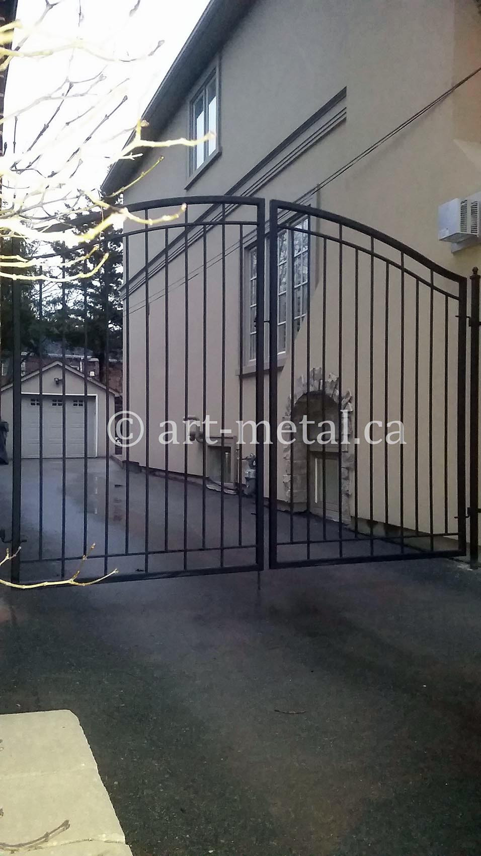 Types Of Entrance Gates Elegant Get Creative Entrance and Driveway Gate Designs In toronto