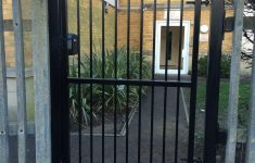 Types Of Gates For Homes Elegant Rsg3000 Entrance Gate Fitted To A Residential Block Of Flat