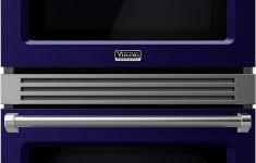 Viking Wall Oven Microwave Combo Elegant Viking Vdot730cb 7 Series 30 Inch Cobalt Blue Electric Double Wall Speed Oven