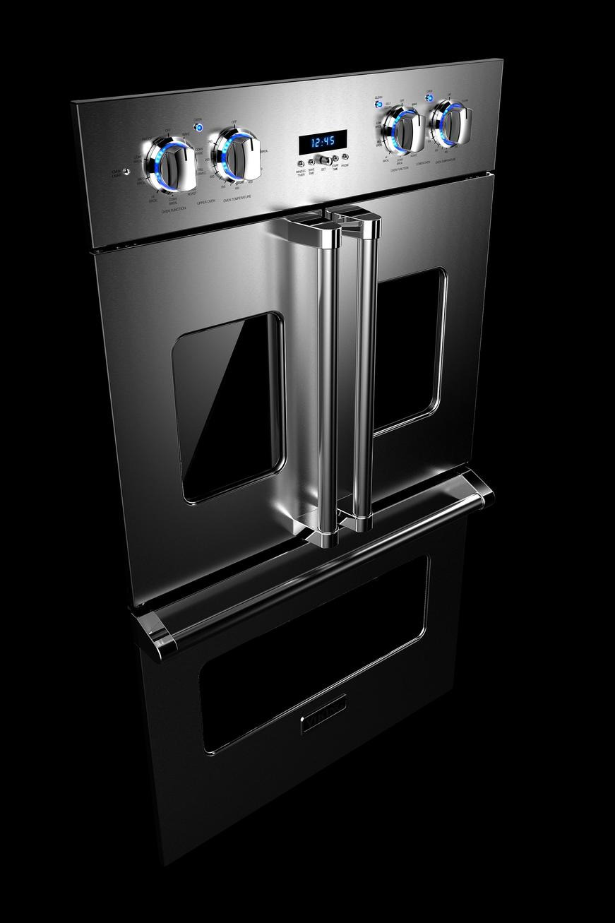 VDOF730SS 30 French Door Premiere Built In Electric Double Oven Glam5