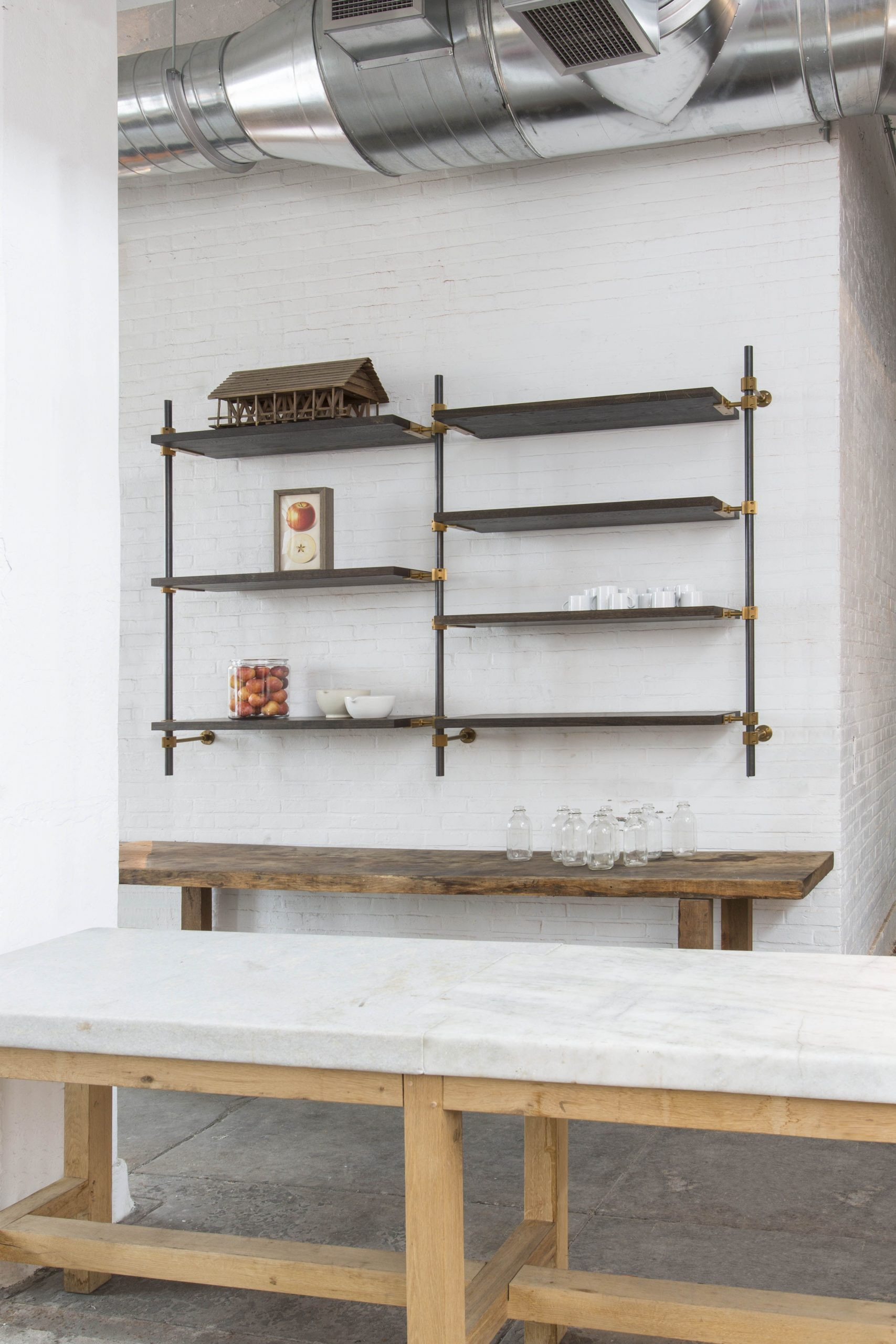Wall Mounted Shelving Systems Canada mercial scaled