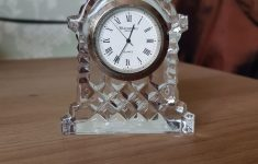 Waterford Crystal Clock Battery Best Of Miniature Waterford Crystal Clock