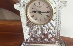 Waterford Crystal Clocks For Sale Lovely Vintage Waterford Crystal Lismore Carriage Clock Stunning