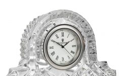 Waterford Crystal Clocks For Sale Luxury Waterford Crystal Lismore Cottage Clock