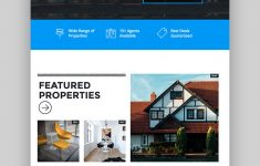 Websites To Design Houses For Free Best Of 20 Best Real Estate Landing Page Examples 2018 Templates