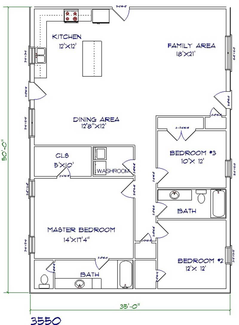 Where Can I Find House Plans Best Of 5 Floor Plans for Your Barndominium Home Nation