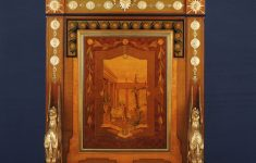 Wholesale European Antique Furniture Fresh Jewelry Cabinet Charles Guillaume Diehl French 1811 C