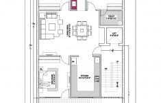 20 By 50 House Designs Elegant 20—50 House Floor Plan According To East South North West