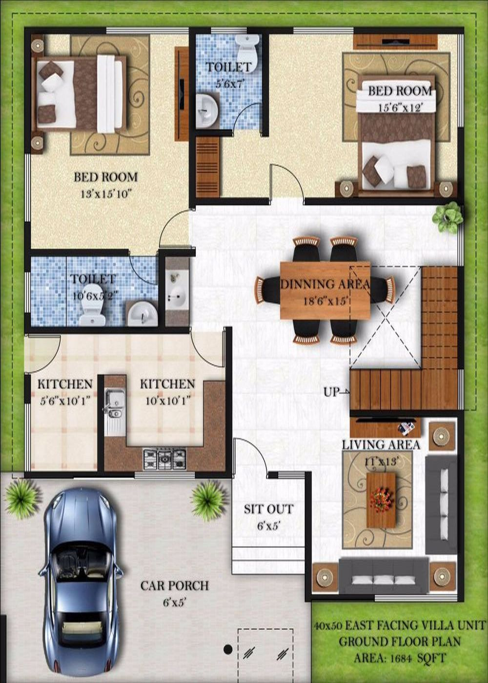 20 inspirational house plan for 20x40