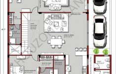 4 Bedroom Duplex Floor Plans Lovely 4 Bedroom Luxurious Duplex House In 356 Sq Yards Plot – Houzone
