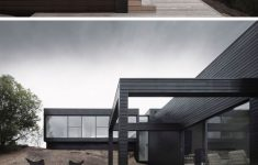 All Black Modern House Beautiful 14 Examples Modern Houses With Black Exteriors