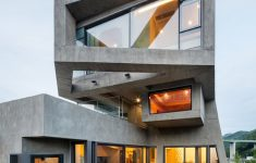 Amazing Exterior House Designs Awesome 13 Modern House Exteriors Made From Concrete