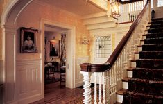 American House Design Inside Lovely Colonial Revival Interior Design Old House Journal Magazine