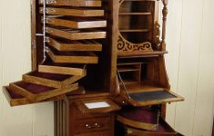 Antique American Oak Furniture Beautiful Antique American Rollfront & Drawers Golden Oak Dental