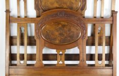Antique Arts And Crafts Furniture Luxury Antique Victorian Walnut Arts & Crafts Double Bed