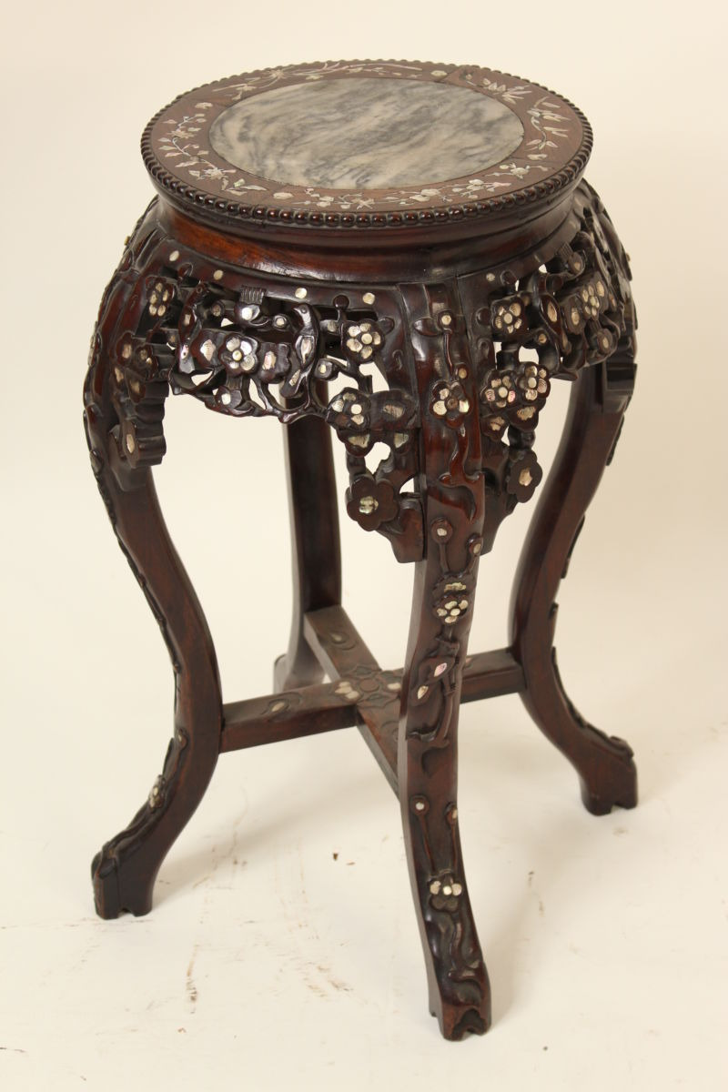Antique Chinese Rosewood Furniture Awesome Chinese Rosewood Occasional Table with Mother Of Pearl Inlay