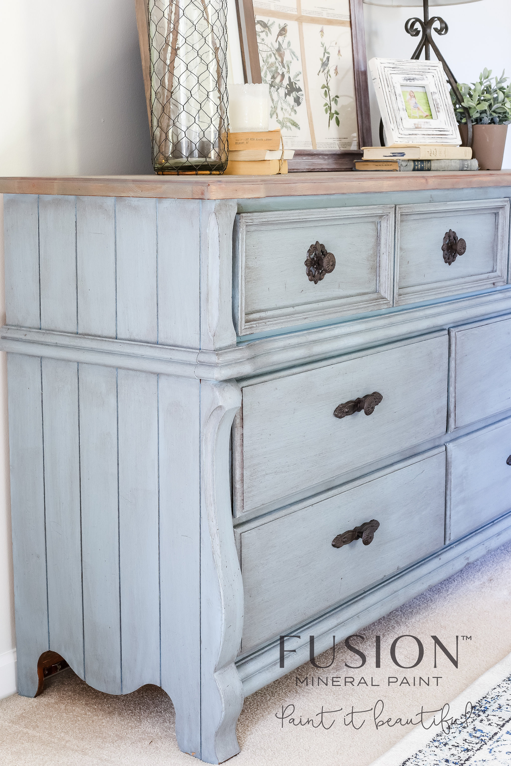 Antique Finishes Wood Furniture Awesome when and How to Use Antique Glaze or Dark Wax On Your