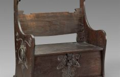 Antique Furniture Buffalo Ny Luxury Bench About 1898–99 Charles Rohlfs American 1853–1936