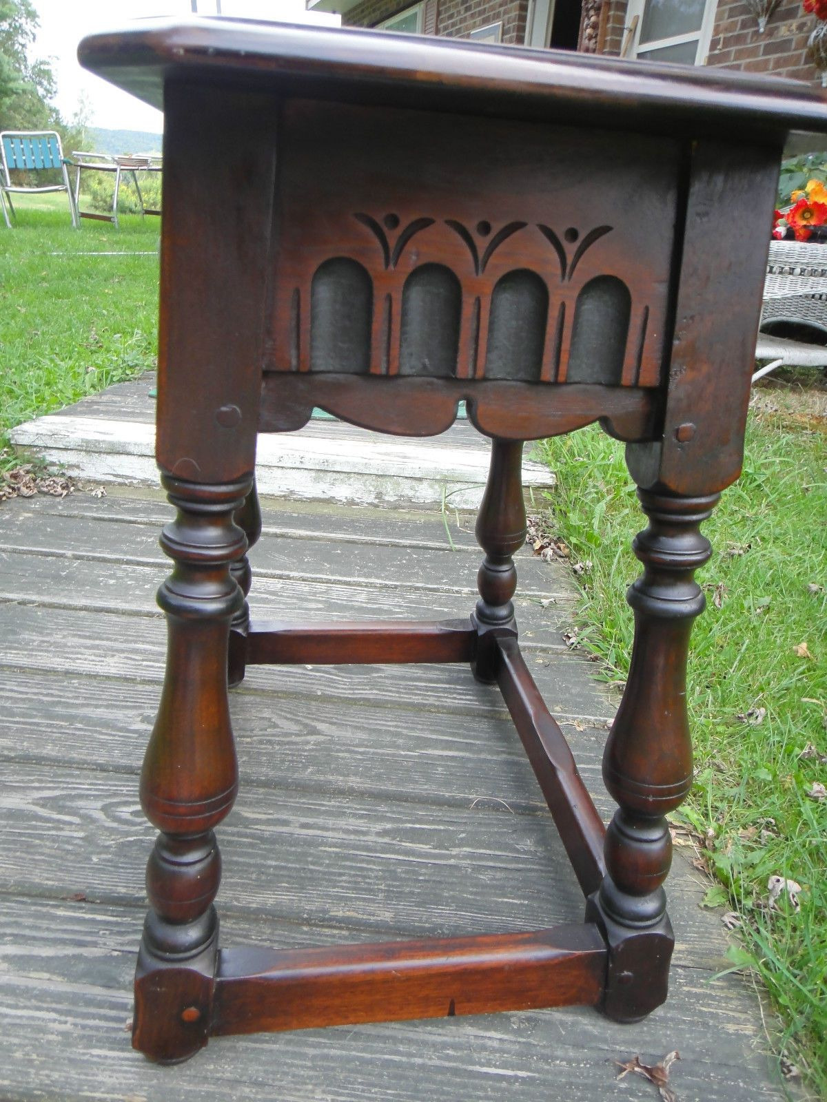 Antique Furniture Buffalo Ny New Kittinger Antique Side Small End Table Arts and Crafts
