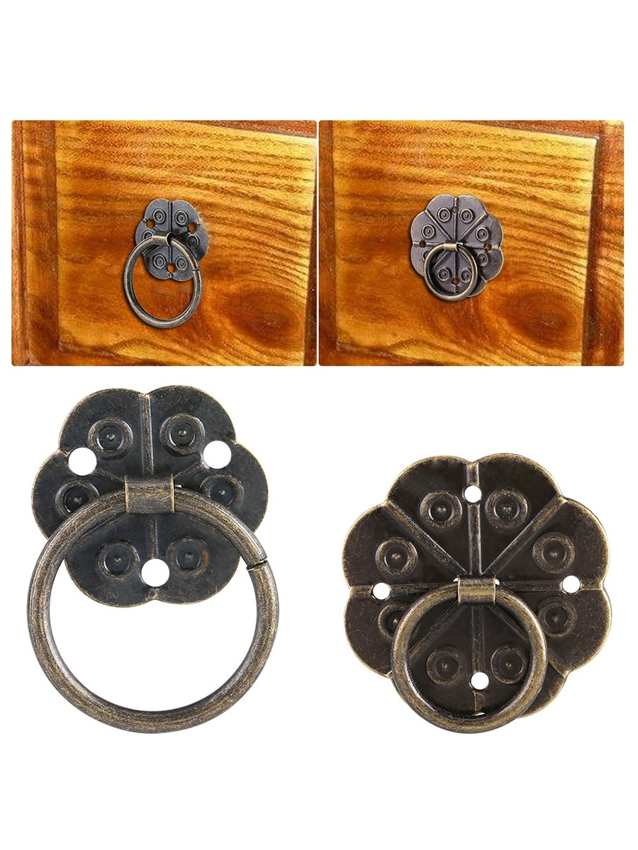topincn 20pcs iron furniture handle drawer cabinet desk door ring pull hardware home decor g0xdx0x z9 q4 rbqr h k qoo 73