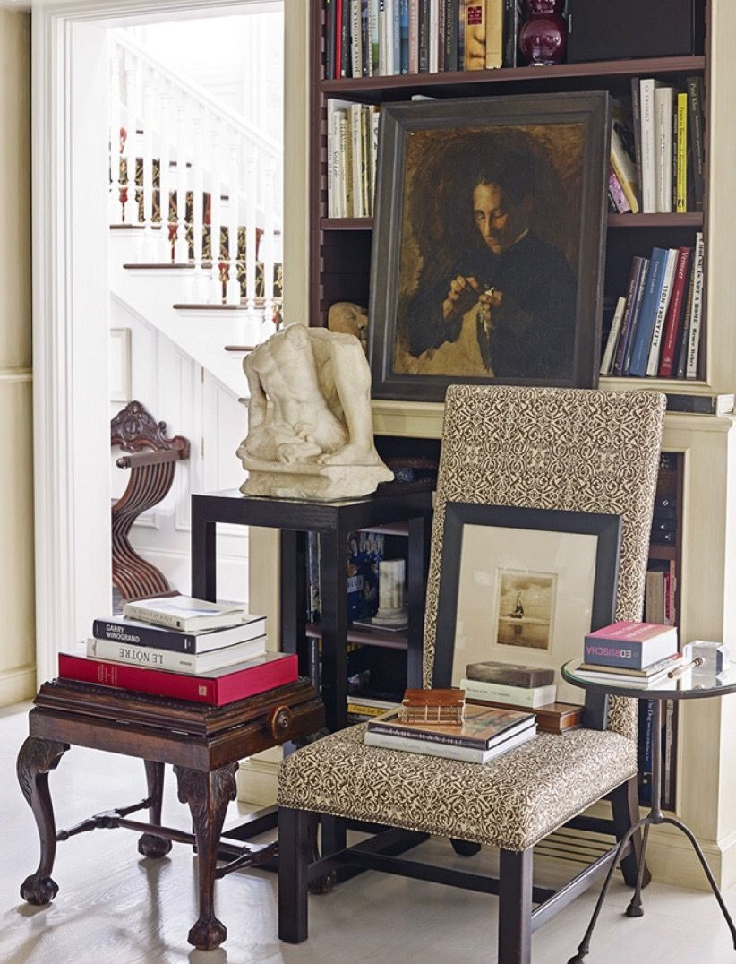 Antique Furniture Long island Best Of A Vignette In the Great Room at Designers Thomas O Brien and