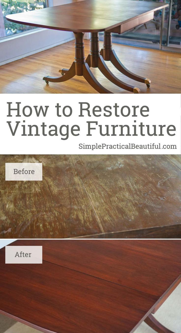Antique Furniture Repair Nyc Best Of Restoring A Midcentury Table