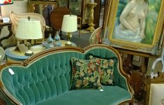 Antique Furniture Sofa Styles Awesome Green Victorian Sofa With Images