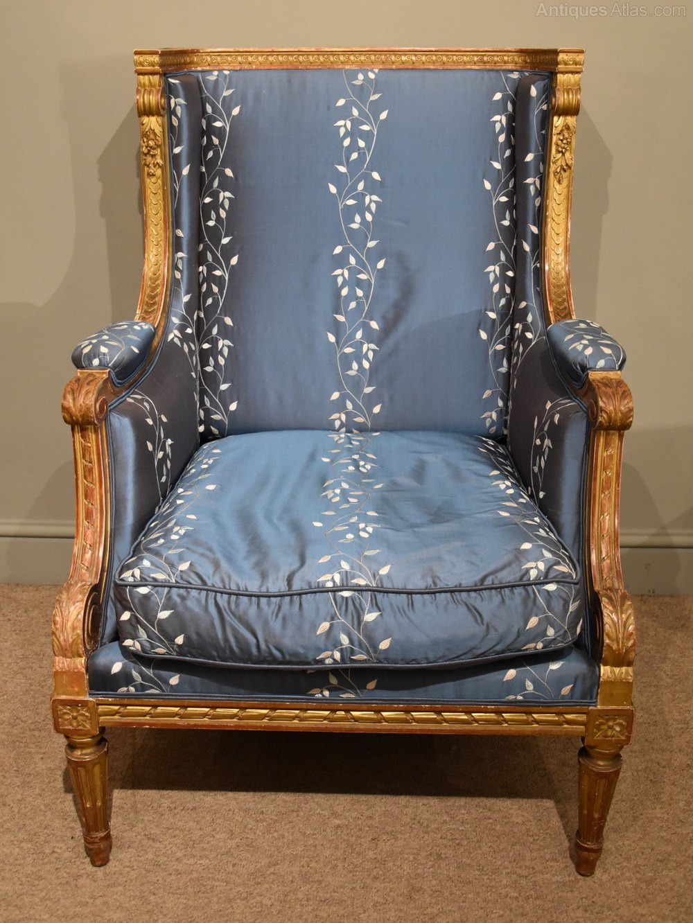 Antique Furniture St Louis Best Of French Armchair Louis Xvi 19th Century