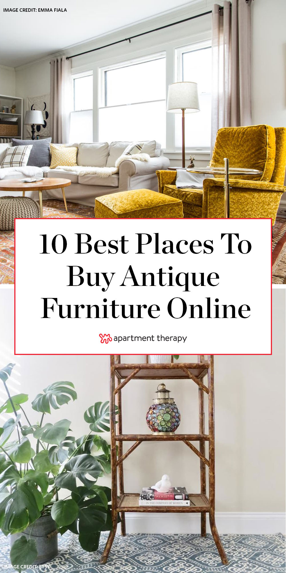 Antique Furniture Stores Online Luxury the Best Places to Buy Used and Vintage Furniture Line