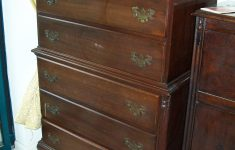 Antique Mahogany Bedroom Furniture Luxury Hungerford Mahogany Full Size 4 Piece Set For Sale
