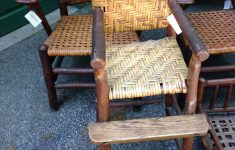 Antique Old Hickory Furniture Luxury Old Hickory Prison Made High Chair Christibys Sold