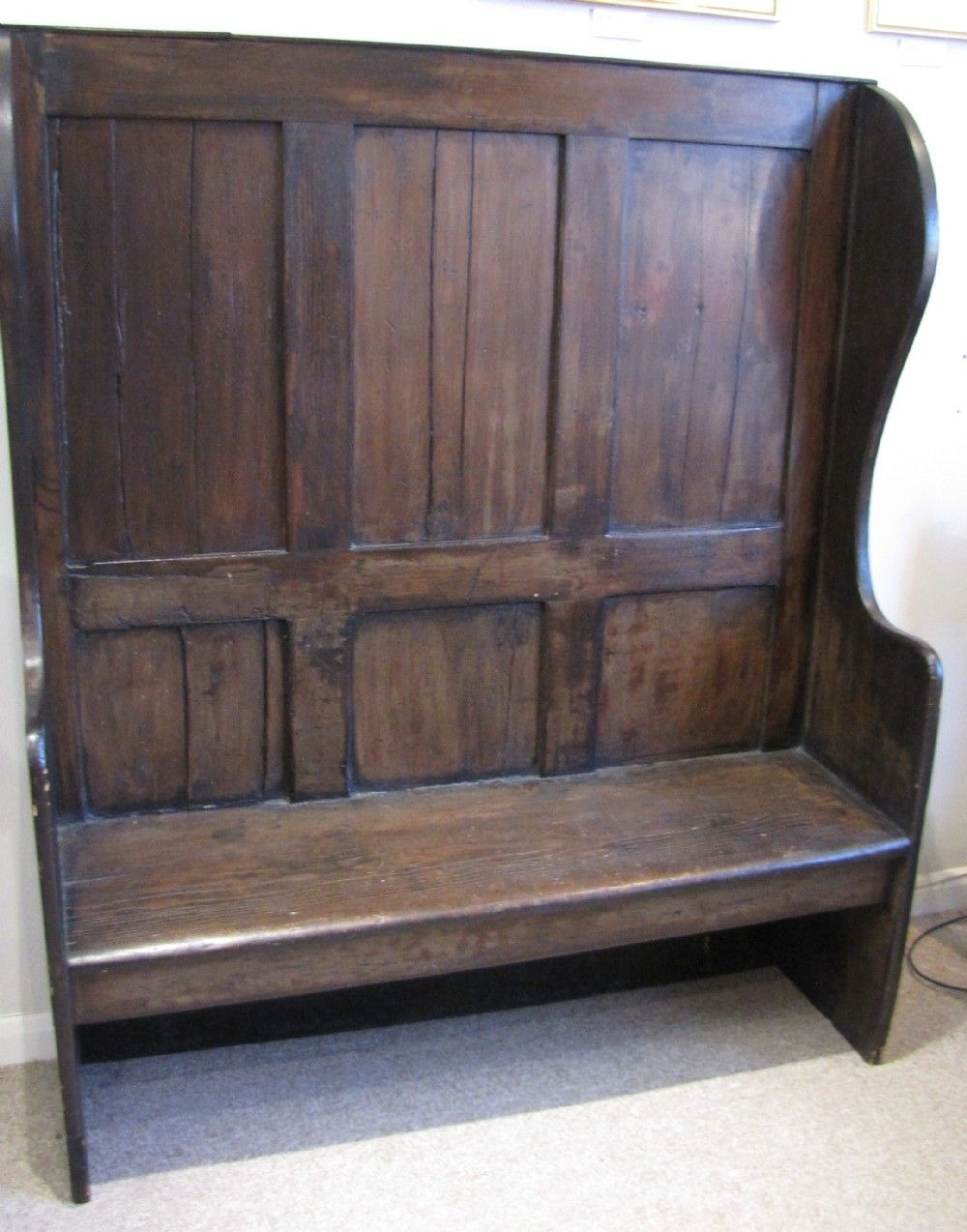 Antique Reproduction Furniture Uk Lovely 19th Century Antique Settle