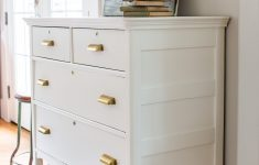 Antique White Furniture Bedroom Awesome White And Brass Vintage Dresser Makeover