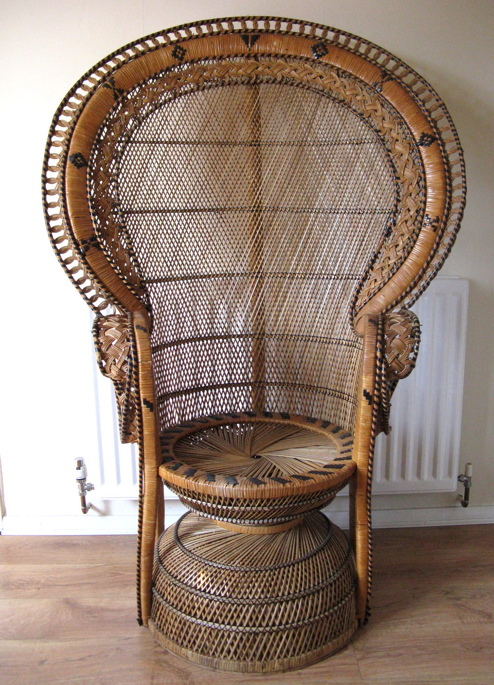 Antique Wicker Furniture for Sale Awesome Antiques atlas Retro Peacock Chair