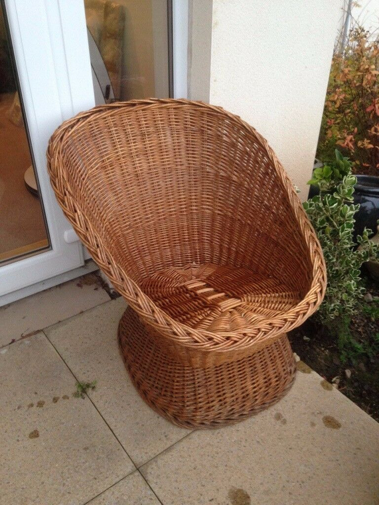 Antique Wicker Furniture for Sale Luxury Vintage Wicker Chair for Sale In Broughty Ferry Dundee