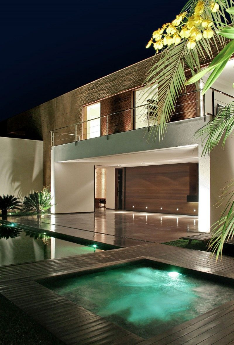 Architecture House Luxury Design Lovely Sf House by Studio Guilherme torres